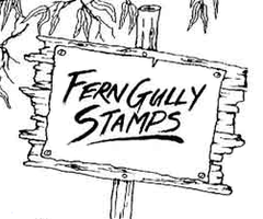 Ferngully stamps